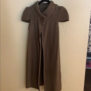 Love Stitch long Tunic Med